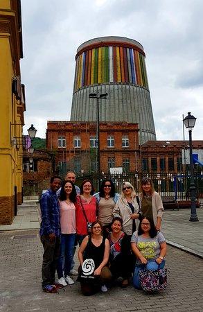 Museo de la Siderurgia de Asturias: Guided tour to la Felguera, Asturias