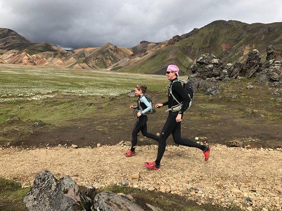 Arctic Running