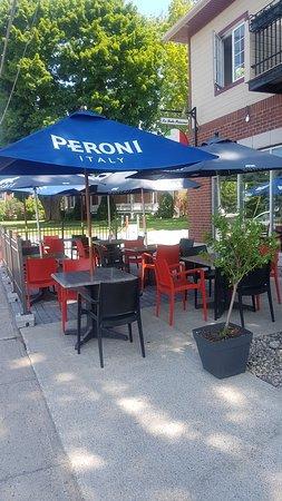 Lachute, Canada: Restaurant La Belle Princesse