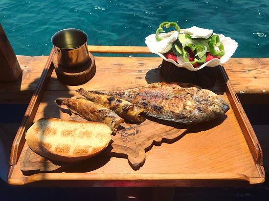 Makarounas Fishing Trip Rhodes照片