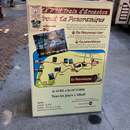 Le Petit Train D Arcachon 2020 All You Need To Know Before You