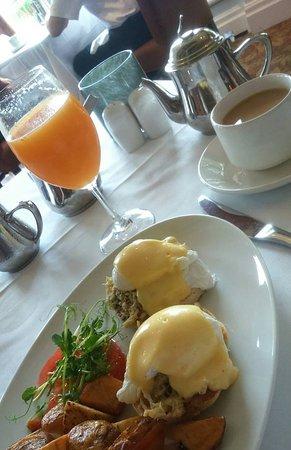 Tiara Restaurant: breakfast