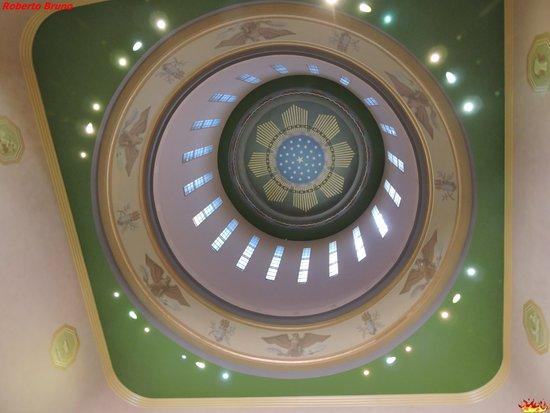 Oregon State Capitol: Cupola dall'interno