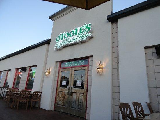 Otooles Restaurant Pub Queensbury Menu Prices Restaurant