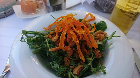 Paul Restaurant: salad