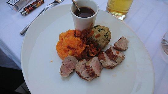 Paul Restaurant: pork