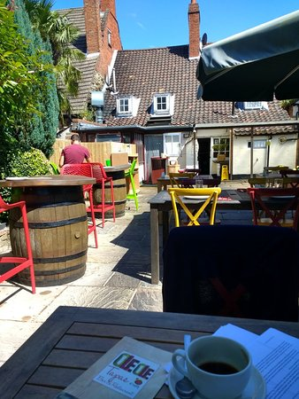 Ole Ole Tapas Bar & Restaurant: IMG_20180706_143936484_HDR_large.jpg