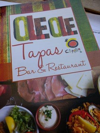 Ole Ole Tapas Bar & Restaurant: IMG_20180706_143915047_large.jpg