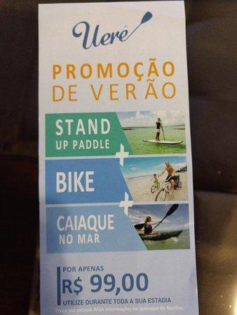 Salinas Maragogi All Inclusive Resort: Passeios disponíveis.