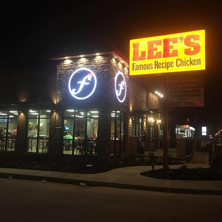 Liberty, KY: Lee's Famous Recipe Chicken