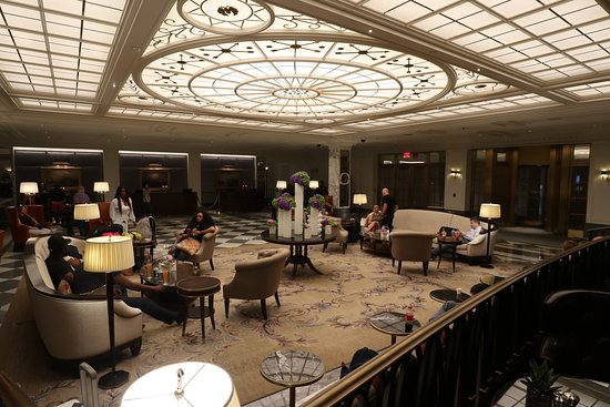 The Parlour - Intercontinental New York张图片