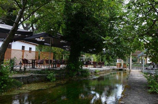 Ljubuski, Bosnia and Herzegovina: Restaurant Don Danilo
