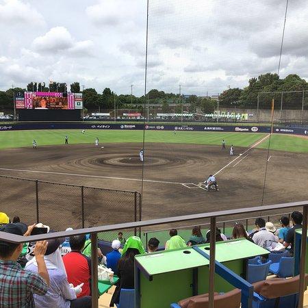 Kamagaya Stadium