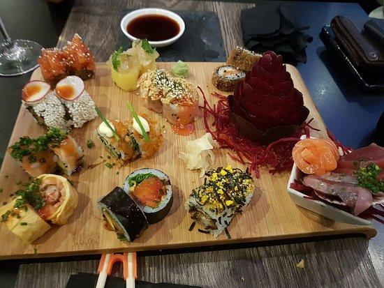 Subenshi Sushi Foto