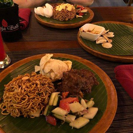 Foto de Raja Bali Restaurant Nusadua