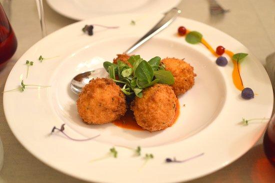 Dedalo - Sensi sommersi: Polpetti di patate