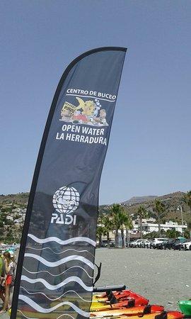Openwater La Herradura: señales