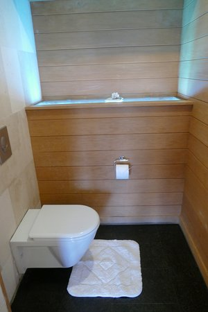 Mountain View Overwater Bungalow Toilet Picture Of Four