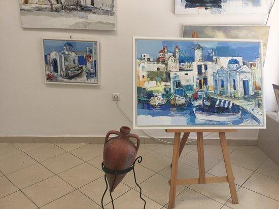 Tina Art Gallery