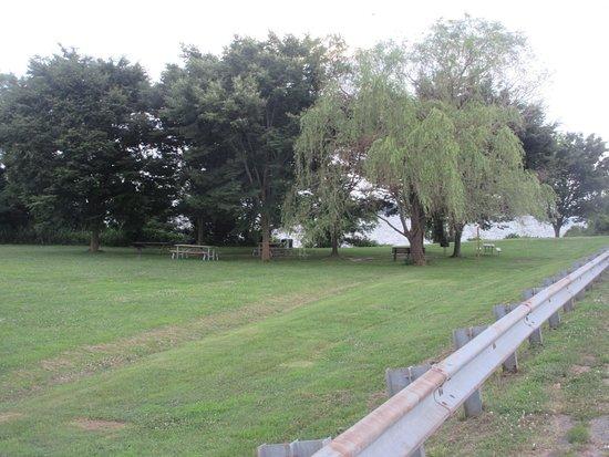 Trappe, MD: picnic area