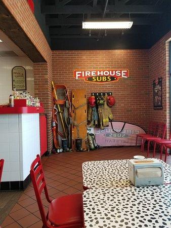 Fremont, Νεμπράσκα: Firehouse Subs