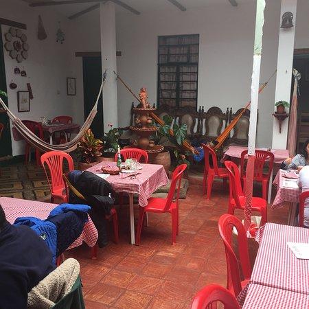 Fomeque, Colombia: Bella Italia Ristorante Trattoria Familiare