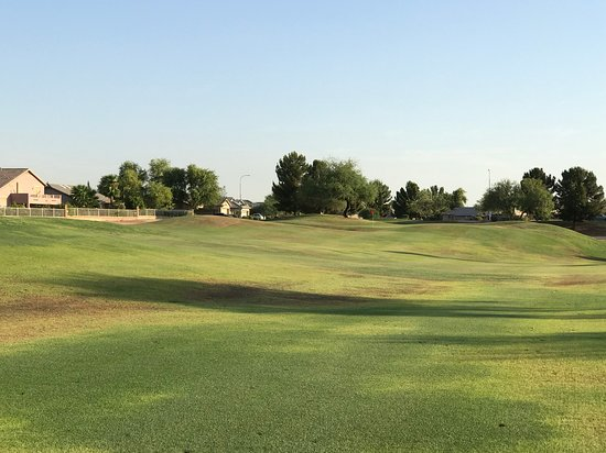 Coldwater Golf Club: fairway view