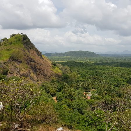Dambulla Cave Temple照片
