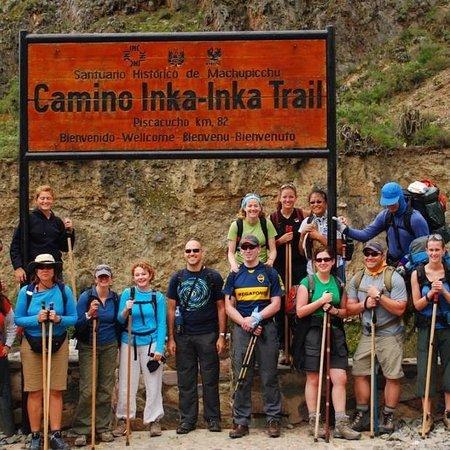 Inca Trail Web