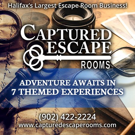 Captured Escape Rooms