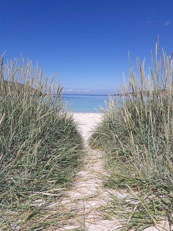 写真Achmelvich Beach枚