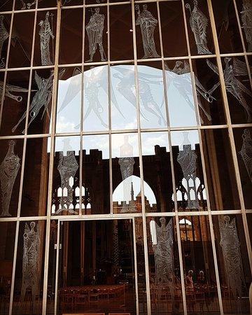 考文垂大教堂照片