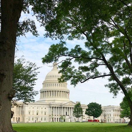 美国国会大厦照片