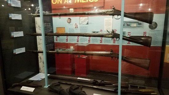 Fort Meigs Ohio's War of 1812 Battlefield照片