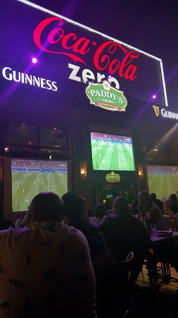 Paddy's Irish Bar-Eilat: 20180707_211916_large.jpg