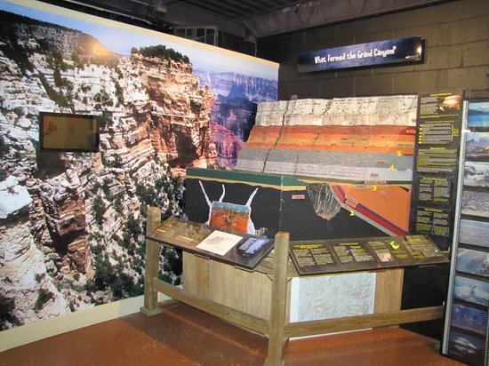 Copley, OH: Creation Education Museum - Grand Canyon Exhibit