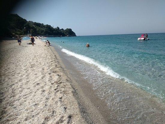 Agioi Saranta Beach Φωτογραφία