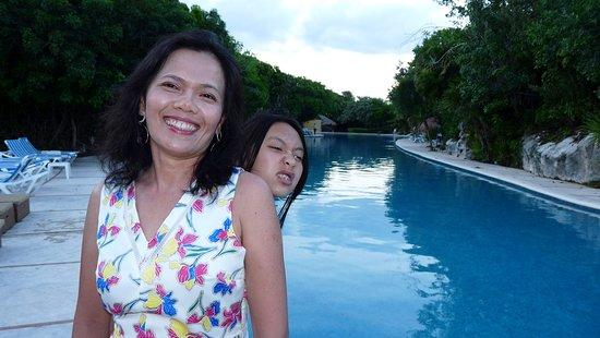 Grand Sirenis Riviera Maya Resort: Nice Quiet pool