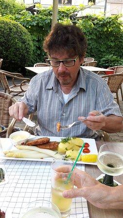 Klingenthal, Allemagne : Spargelsaison