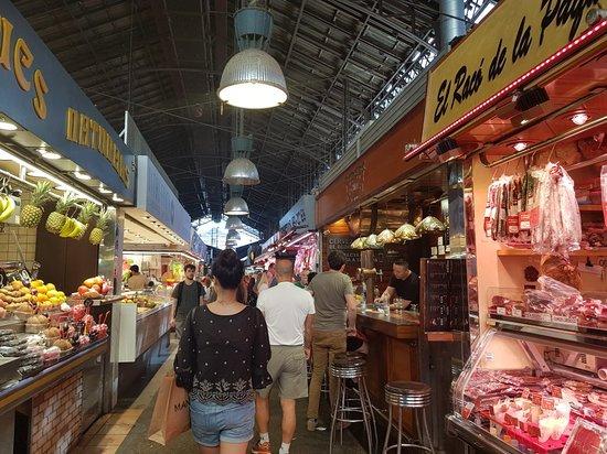 波盖利亚市场照片