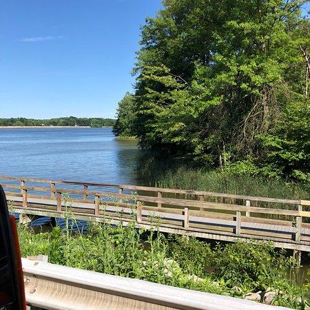 Lake Milton State park beach