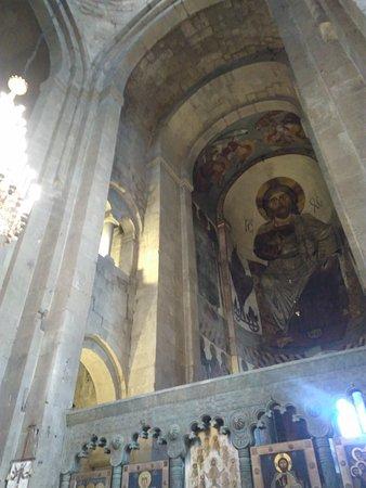 Svetitskhoveli Cathedral照片