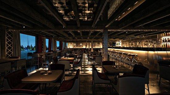 Alibi Bar and Restaurant, Kairo - Ulasan Restoran - Tripadvisor