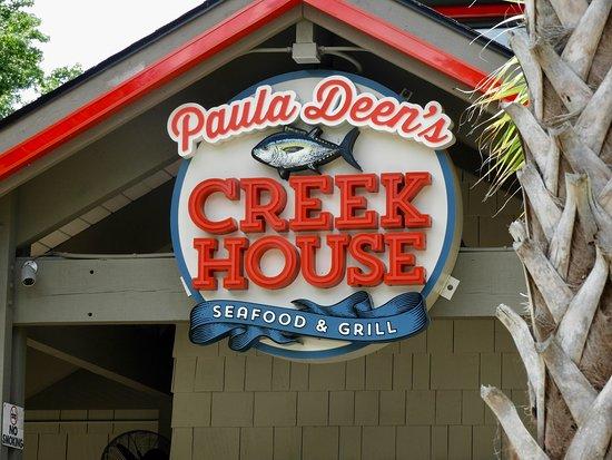 Paula Deen's Creek House Seafood & Grill照片