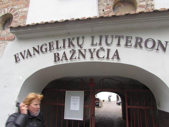 Evangelical Lutheran Church (Evangeliku Liuteronu Baznycia): evangelical lutheran church