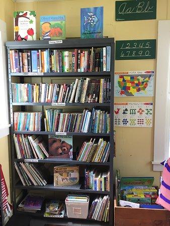 West Danville, VT: A children's corner