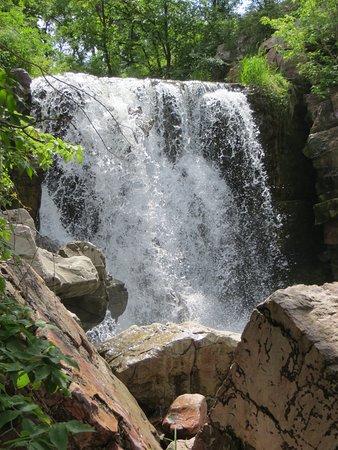 Winnewissa Falls: waterfall