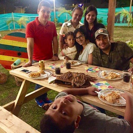 Tulua, Colombia: Deliciosa comida en un lugar perfecto para compartir en familia 💕