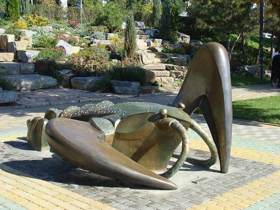 Sculpture Crawfish