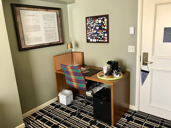 Graduate Madison: Desk in my room